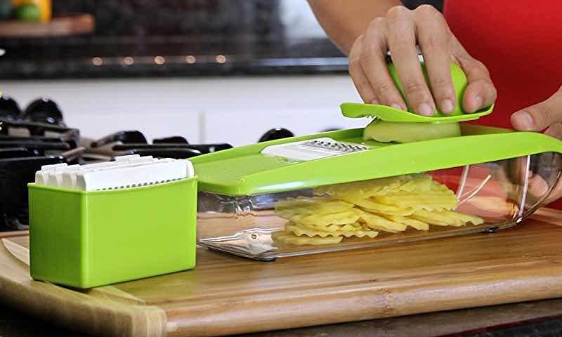 Mandolina para cocina twinzee