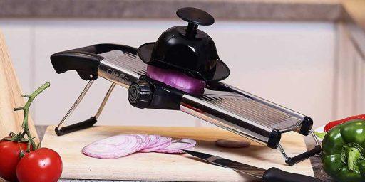 Mandolinas ajustables para cocina