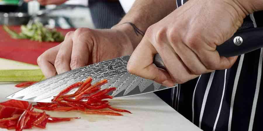 Cuchillos de cocina japones