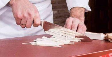 cuchillos de cocina profesionales tres claveles
