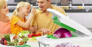 Comprar cortador de verduras manual laluztop